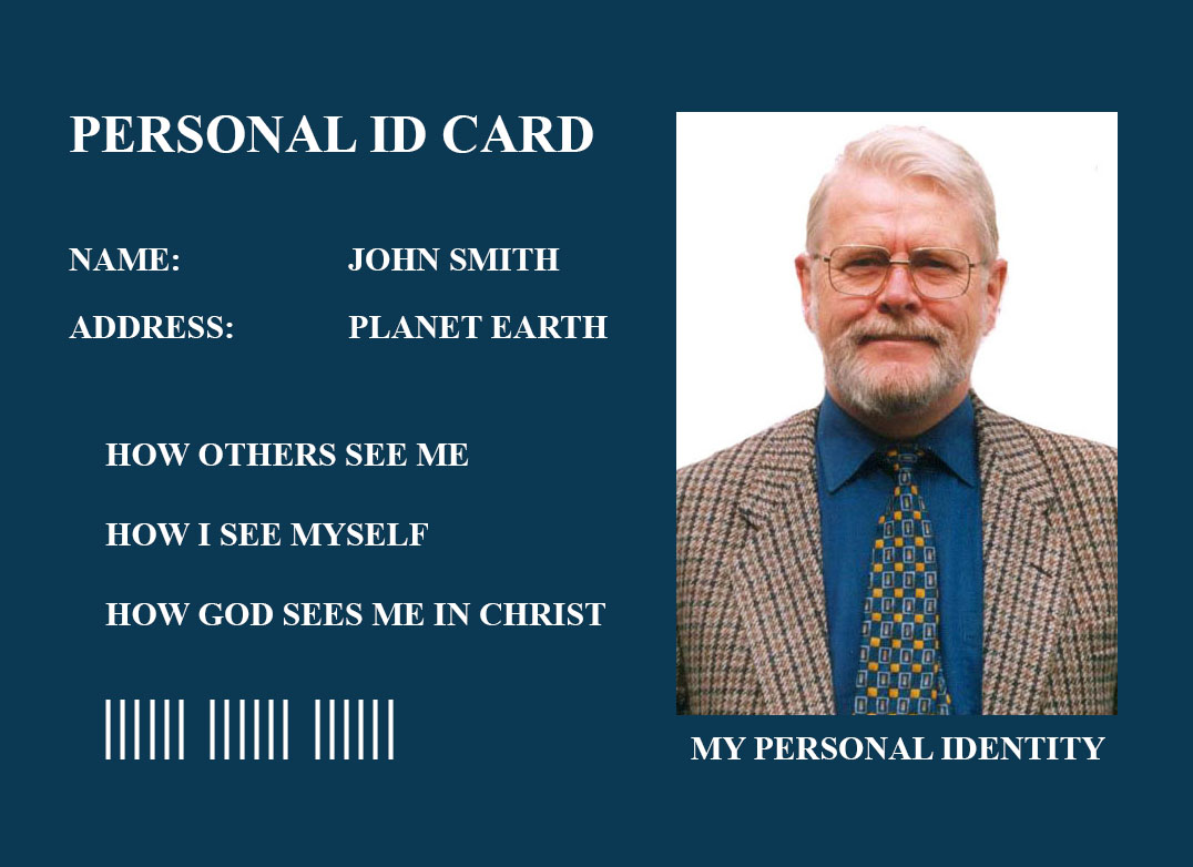 MY PERSONAL ID CARD