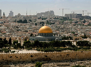 Jerusalem:World's Centre